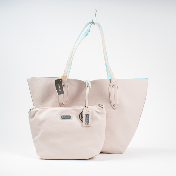 Bolse Para Dama Marca Bebe E01-693 Revestible Original Usa