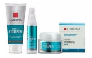 Lidherma Hydrapore Kit Completo