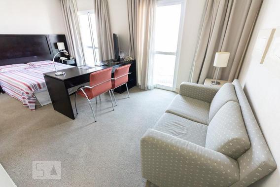 Apartamento Para Aluguel - Perdizes, 1 Quarto, 32 - 893035765