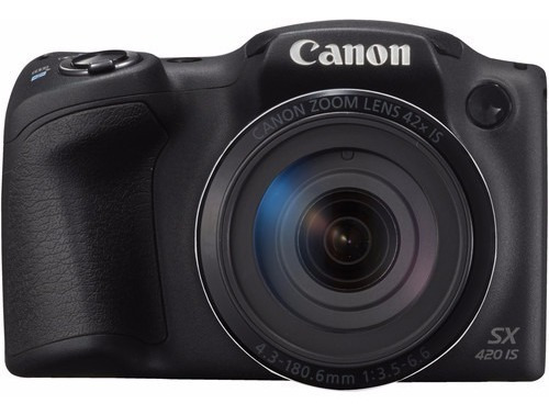 Camera Canon Powershot Sx420 Is - Black