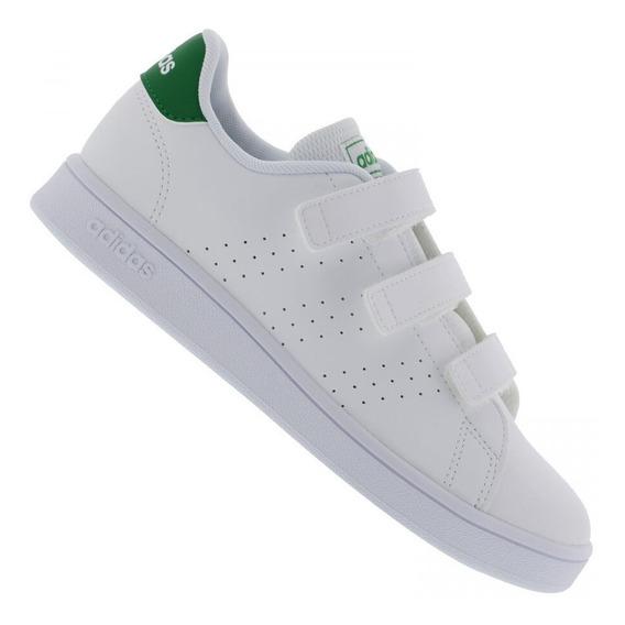 Tênis Infantil adidas Advantage C - Branco