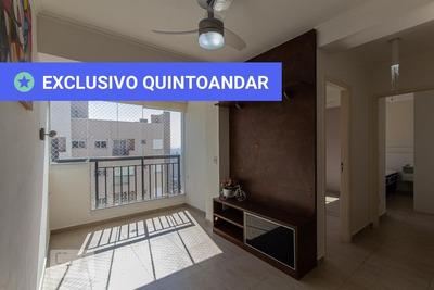 Apartamento No 21º Andar Mobiliado Com 2 Dormitórios E 1 Garagem - Id: 892928889 - 228889
