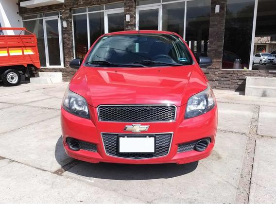 Chevrolet Aveo 1.6 Ls L4/ 5vel S/aire Mt 2014