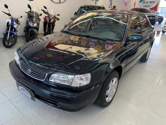 Corolla Xei 1.8 Gasolina Mecanico Impecável Completo 1999 !