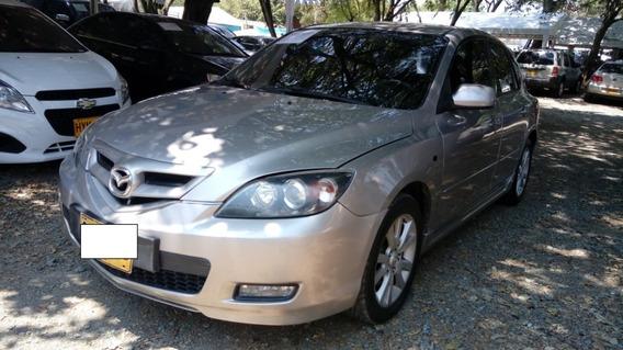 Mazda 3 Motor 2.0 2008 Plata Arianne 5 Puertas