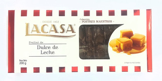 Turrones Españoles Lacasa Dulce De Leche Envio Gratis Caba