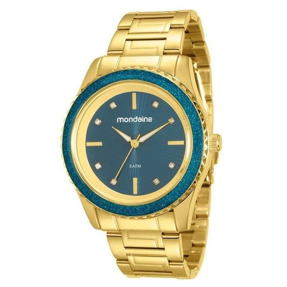 Relógio Mondaine Feminino - 76568lpmvde2