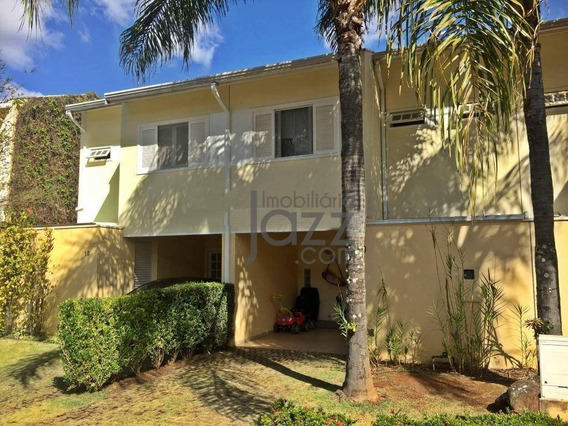 Ótima Casa Com 3 Dormitórios À Venda, 111 M² Por R$ 610.000 - Jardim Santa Marcelina - Campinas/sp - Ca6223