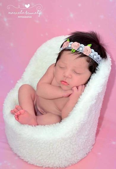 Kit C/ 2 Capas Pra Poltrona Posicionadora Newborn