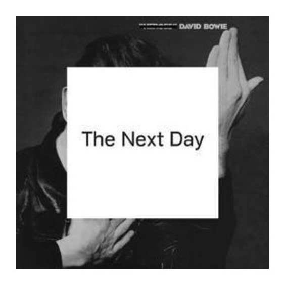 Bowie David The Next Day Deluxe Edition Cd Nuevo
