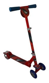 Monopatín Scooter 4 Ruedas Infantil Niño Niña Reforzado