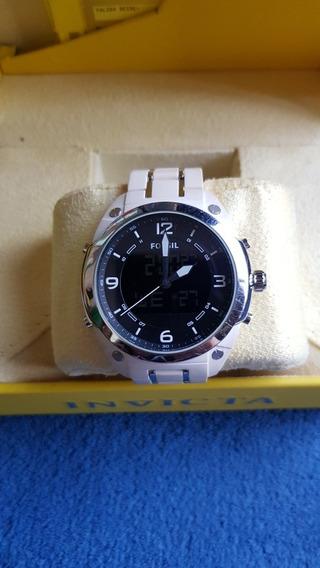 3 Relojes En Lote Fossil Calvin Klein Skagen
