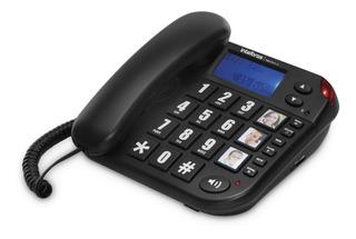 Telefono Linea Intelbras Tok Facil Adultos - Factura A/b