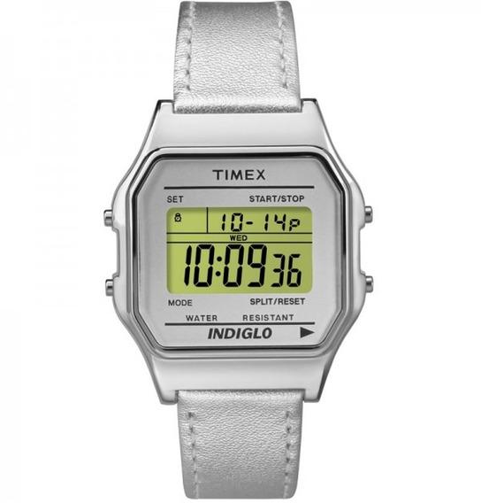 Relógio Timex Heritage Unisex Tw2p76800ww/n