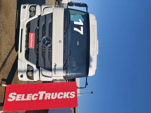 Atego 3030 8x2 Ltb  Bi Truck