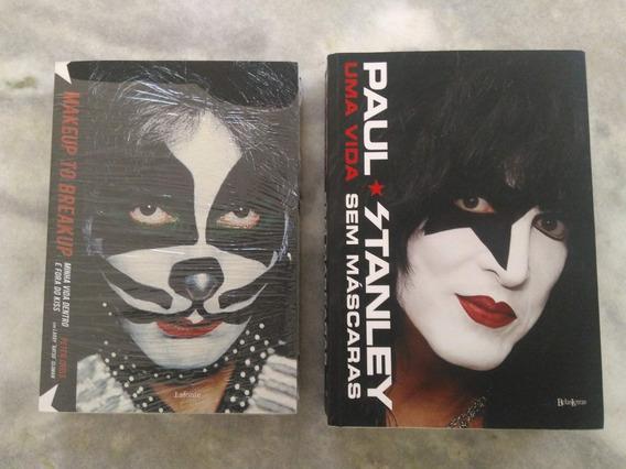Lote 2 Livros Kiss Peter Paul