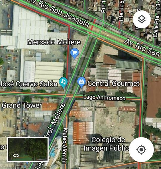 Terreno En Venta, Granada Cerca De Polanco, Miguel Hidalgo