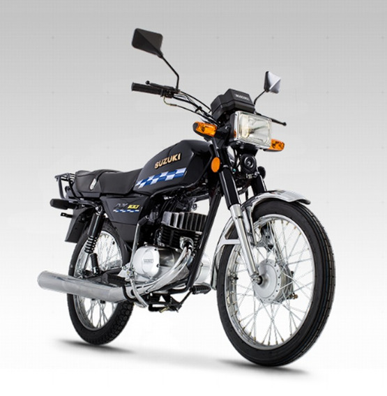 Motocicleta Suzuki Ax1oo 2020 Nueva
