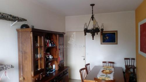 Imagem 1 de 30 de Apartamento À Venda Em Jardim Paulicéia - Ap002214