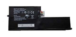 Bateria Interna Netbook G5 Nvtef10mbat-f 2015 Otras X10 Net
