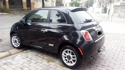 Fiat 500 2012 1.4 Cult Flex Dualogic 3p