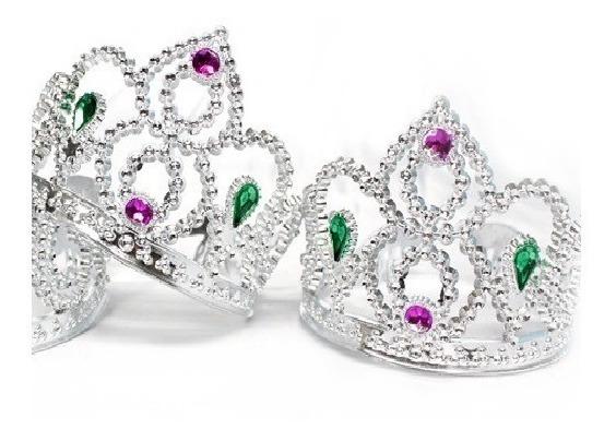 Diadema Corona Princesa 60 Pzs.