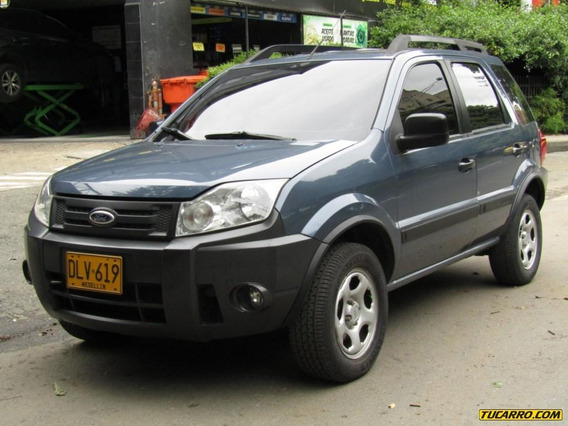 Ford Ecosport Sedan 2000 Cc Mt