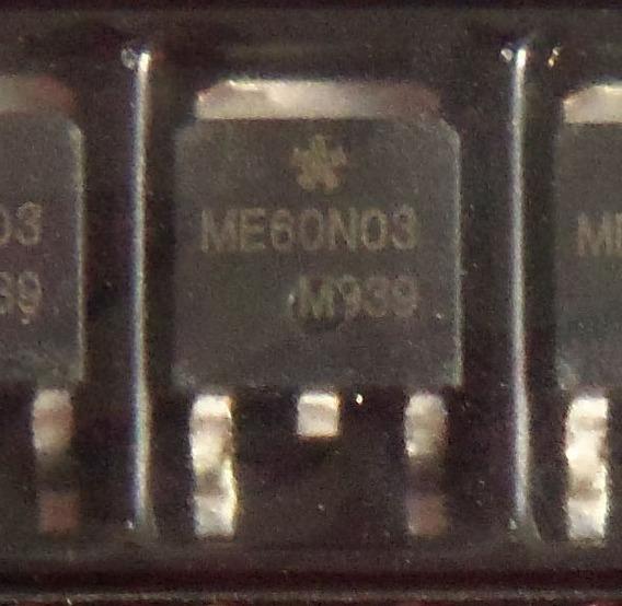 Transistor Me60n03a Me60n03 60n03 Smd To252 Original