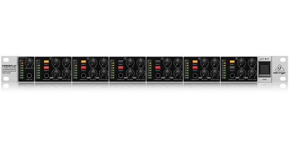 Powerplay Amplificador De Fones De Ouvido Ha6000 - Behringer