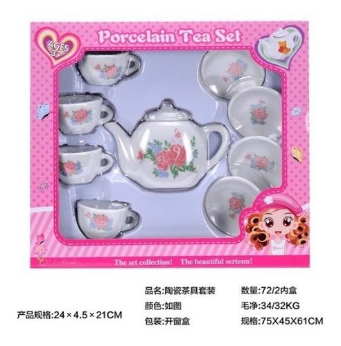Set Vajilla Porcelana New Catena Porcelain Tea Set 868-e1