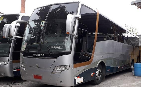 Ônibus Rodoviário Busscar Elegance Completo 2008