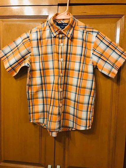 Camisa De Niño Talla (s)(6/7)