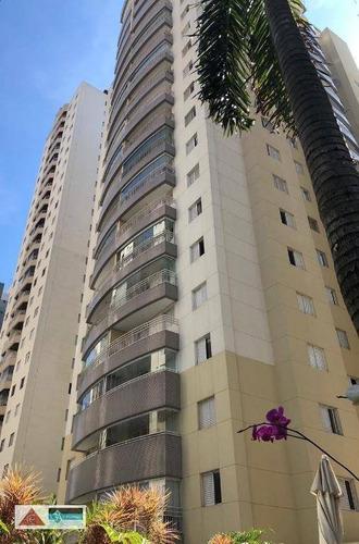 Imagem 1 de 30 de Apartamento Com 3 Dormitórios À Venda, 72 M² Por R$ 665.000,00 - Tatuapé - São Paulo/sp - Ap6401