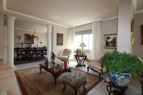 Apartamento À Venda, 244 M² Por R$ 2.500.000,00 - Higienópolis - São Paulo/sp - Ap47679
