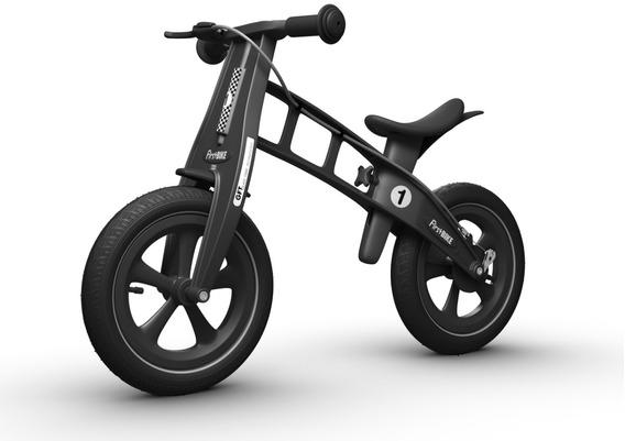 Bicicletas De Balance Firstbike Sin Pedales Para Niños Black