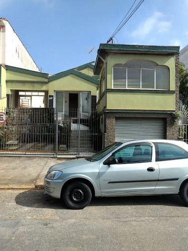 Casa Residencial Para Venda E Locação, Vila Prudente, São Paulo. - Ca0545