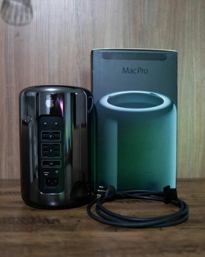 Imagem 1 de 8 de Apple Mac Pro Intel Xeon E5 3,7 Ghz 32 Gb 1866mhz Ddr3