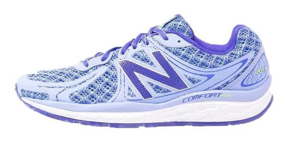 New Balance Zapatilla Running Mujer W720rb3-720 Violeta