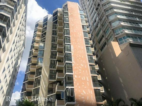 Punta Paitilla Bello Apartamento En Alquiler Panamá