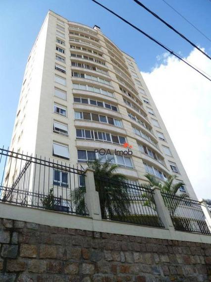 Cobertura Residencial À Venda, São João, Porto Alegre. - Co0143