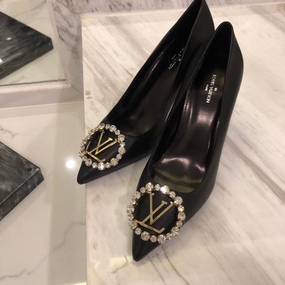 Sapato Louis Vuitton Madeleine Pump 17 !!! Frete Grátis!