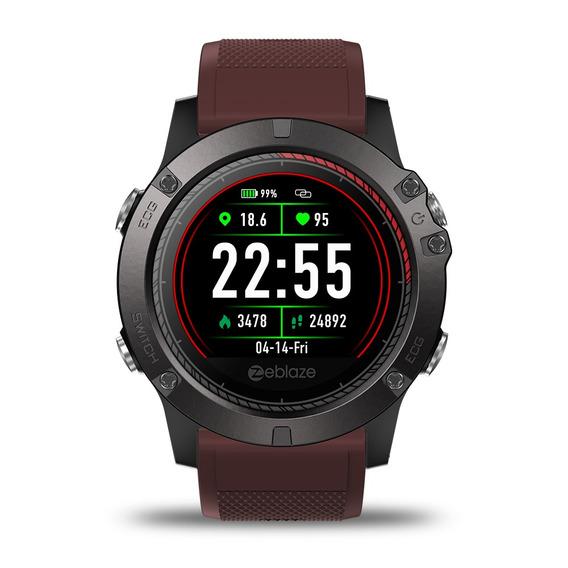 Zeblaze Vibe 3 Ecg Esporte Inteligente Relógio Dos Homens À