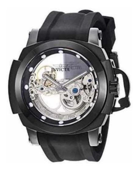 Relógio Invicta Coalitionforces Automático , Promoção Preto