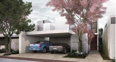 Residencia Equipada En Privada Arborea Modelo A 133 Zona Norte Altabrisa.