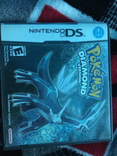 Videojuego Pokemon Diamante Para Nintendo 3ds