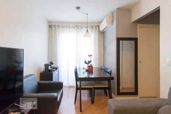 Apartamento No 16º Andar Com 2 Dormitórios E 1 Garagem - Id: 892944330 - 244330