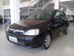 Chevrolet Corsa Sedan Maxx 1.4 Flex 2010 Preto