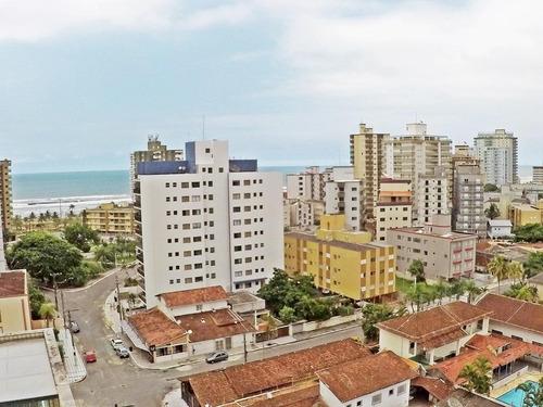 Imagem 1 de 21 de Apartamento Com 1 Dormitório À Venda, 40 M² Por R$ 215.000,00 - Caiçara - Praia Grande/sp - Ap2406