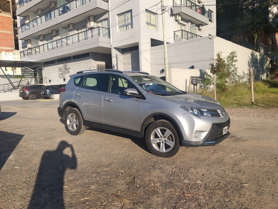 Toyota Rav4 2.5 4x4 6at 2013