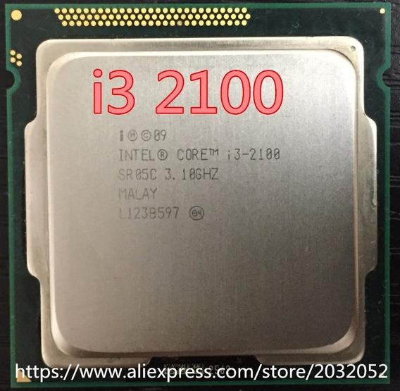 Processador Core I3 2100 Socket Lga 1155